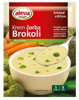 Aleva Cream of Broccoli Soup 47g