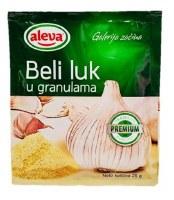 Aleva Granulated Garlic 25g