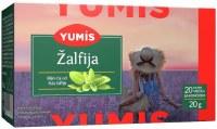 Yumis Sage Zalfija Tea 20g