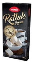 Yumis Turkish Delight Vanilla Flavor 190g