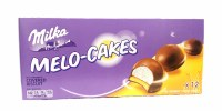 Milka Melo Cakes Chocolate Covered Biscuit 200g