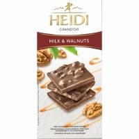 Heidi GrandOr Milk Chocolate with Caramelized Walnuts 90g