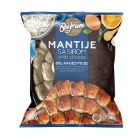 Bujrum Mantije Rolls Filled With Cheese 850g F