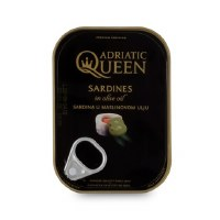 Adriatic Queen Sardines in Olive Oil 105g
