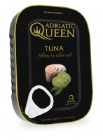 Adriatic Queen Tuna in Olive Oil 105g