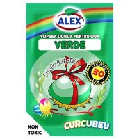 Alex Egg Dye Green 10ml
