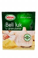 Aleva Granulated Garlic 25g