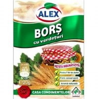 Alex Bors cu Verdeturi Borscht Seasoning 20g