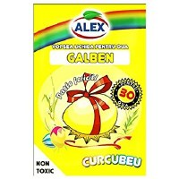 Alex Egg Dye Yellow 10ml
