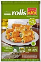 Alfa Mini Kihi Spinach and Feta Cheese Pies 500g