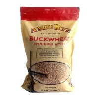 Amber Rye All Natural Buckwheat 900g
