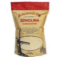 Amber Rye All Natural Semolina 900g