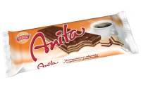 Sedita Anita Nougat Cream Wafer Bar 50g