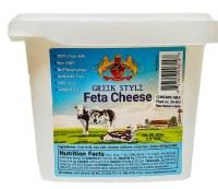 AP Global Greek Style Cow Milk Feta Cheese 800g R
