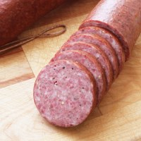 AP Global Beef and Pork Salami approx. 1.5lbs PLU 117 F