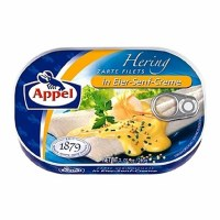 Appel Herring Fillets in Mustard Sauce 200g