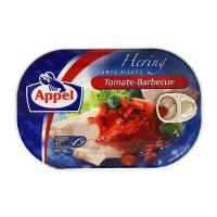 Appel Herring Fillets in Tomato Sauce