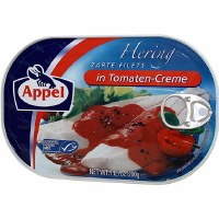 Appel Herring in Tomato Cream Sauce 200g