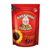 Babkiny Semechki Roasted Sunflower Seeds 500g