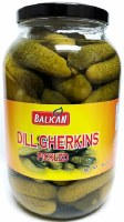 Balkan Dill Pickle Gherkins 2.5L