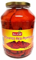 Balkan Roasted Red Pepper Fillets 1.5L