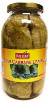 Balkan Sour Cabbage Leaves 1.5