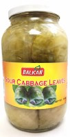 Balkan Sour Cabbage Leaves 2.5