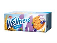 Bambi Wellness Raisin Cookies 210g