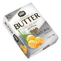 Bandi All Natural Unsalted Butter 170g