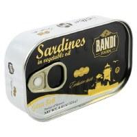 Bandi Sardines in Vegetable Oil 125g