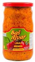 Bas Hot Ajvar Vegetable Spread 660g