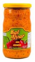 Bas Mild Ajvar Vegetable Spread 660g