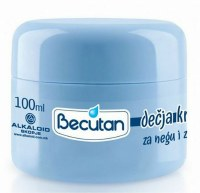 Becutan Children's Lotion for Sensitive Skin 100ml