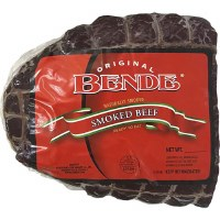 Bende Smoked Beef Strip Approx. 0.75 lbs