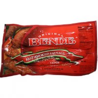 Bende Gyulai Hungarian Smoked Sausage Hot approx. 0.6lb PLU 7 F