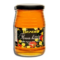 Bende Wild Flower Honey 500g