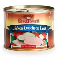 Brother & Sister Best Taste Chicken Luncheon Loaf 200g