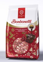 Bonbonetti Chocolate Cherry Christmas Candy 345g