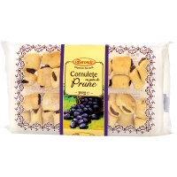Boromir Cornulete Shortdough Plum Cookies 250g