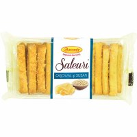 Boromir Saleuri  Savory Pastry with Sesame Seeds 150g