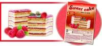 Bradic Sweet Cake Kore 440g