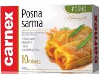 Carnex Lean Stuffed Cabbage Rolls Posna Sarma 400g