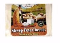 Carpathian Telemea Sheep Feta Cheese Approx 0.75 lb PLU 127 R