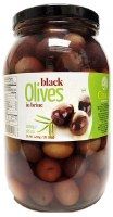 Chloe Black Olives 1kg