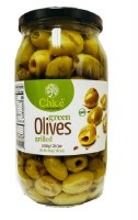 Chloe Grilled Green Olives 1kg
