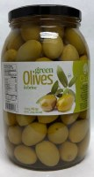 Chloe Green Olives Whole 2kg