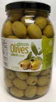 Chloe Green Olives Pitted 2kg