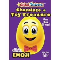 Choco Treasure Emoji Surprise Eggs