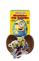 Choco Treasure Minions Surprise Eggs