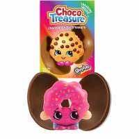Choco Treasure Shopkins Surprise Eggs
